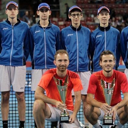 Highlights - Final Doubles - Koolhof & Middlekop vs. Oswald & Shamasdin