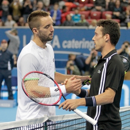 Sofia Open - Highlights from Bautista Agut vs. Troicki during the Singles Final
