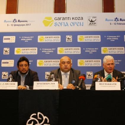 Garanti Koza Sofia Open 2017 - Press conference