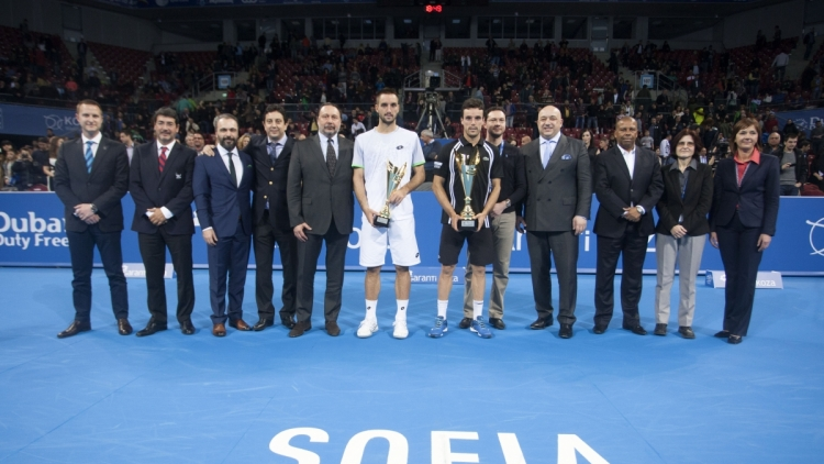 Bautista Agut to Defend Title at Sofia Open 2017