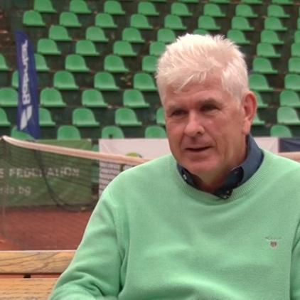 Garanti Koza Sofia Open Tournament director Paul McNamee on TV+