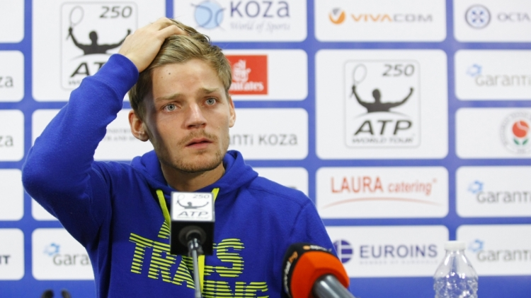 Goffin: I have to change something if I play Dimitrov