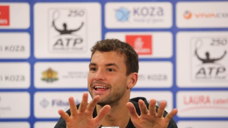 Григор Димитров: Направих го да изглежда лесно