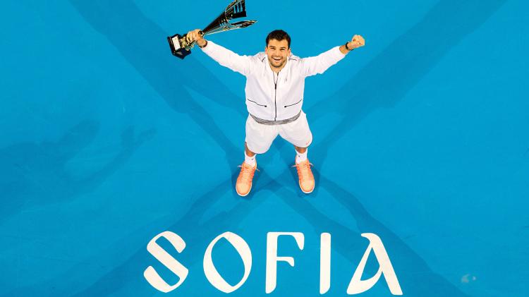 Григор Димитров: България, нека заедно вземем още една титла в София
