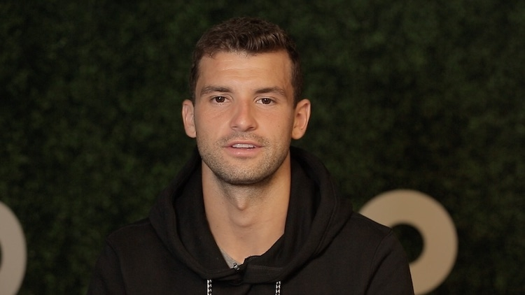 Grigor Dimitrov: I'm looking forward to going home – let's win in Sofia together!
