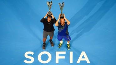 Холандци спечелиха титлата на двойки в София