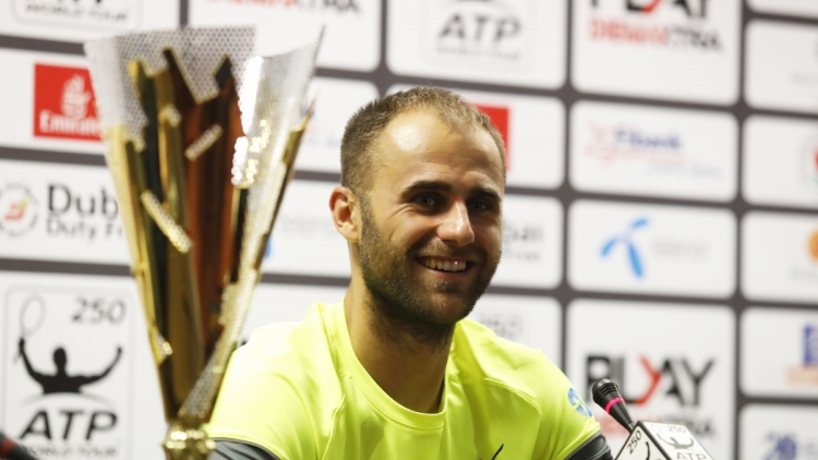 Marius Copil's press conference
