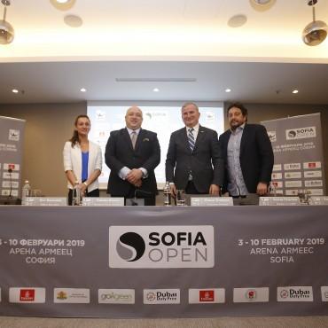 Звездите на бъдещето Циципас и Хачанов идват в България. Вавринка и шестима от топ 30 на Sofia Open 2019