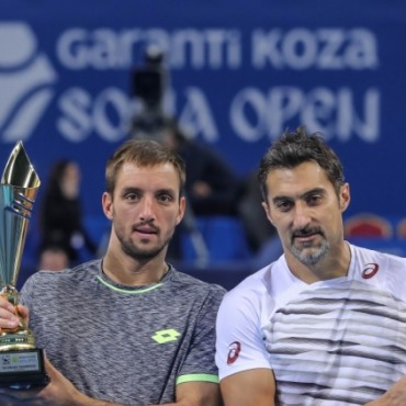 Zimonjic captures his 54th doubles title in Sofia (Pictures)