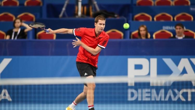 Флориан Майер е първият победител в DIEMA XTRA Sofia Open