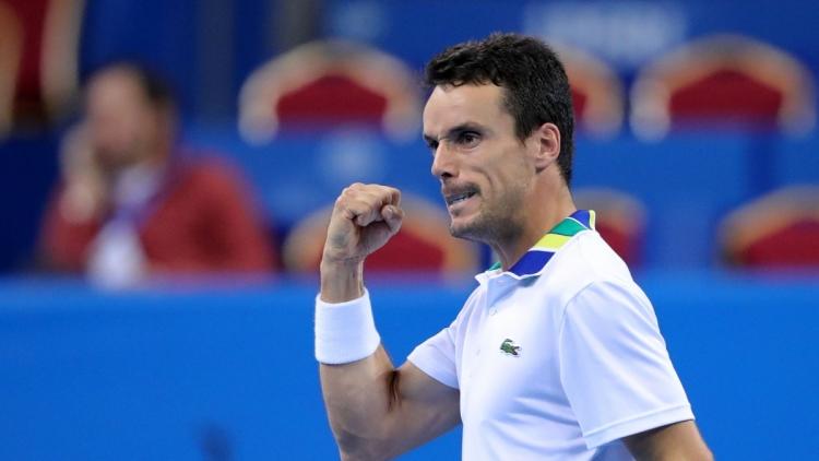 Баутиста Агут е първият полуфиналист