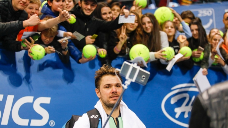 Wawrinka: I was surprised I was playing good