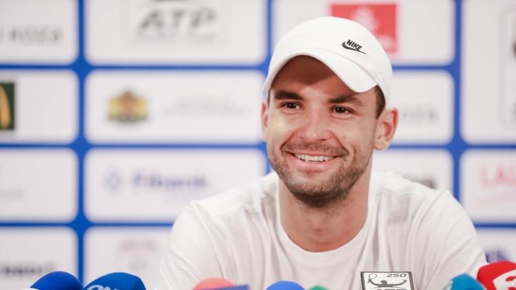 Григор Димитров: Чувството да играя у дома е специално