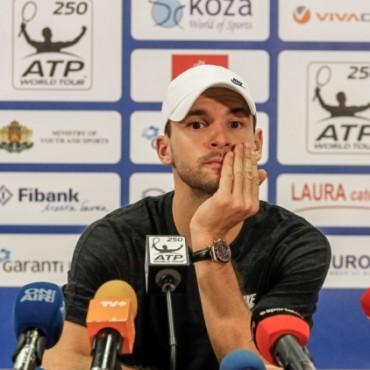 Grigor Dimmitrov: I put aside the nicknames