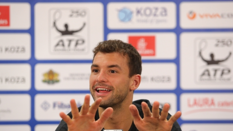 Grigor Dimitrov: I made it to look easy