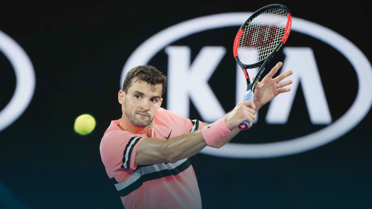 Григор Димитров отпадна на 1/4-финал в Австралия