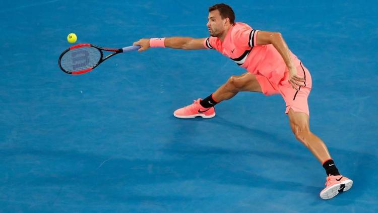Григор Димитров е на осминафинал в Мелбърн