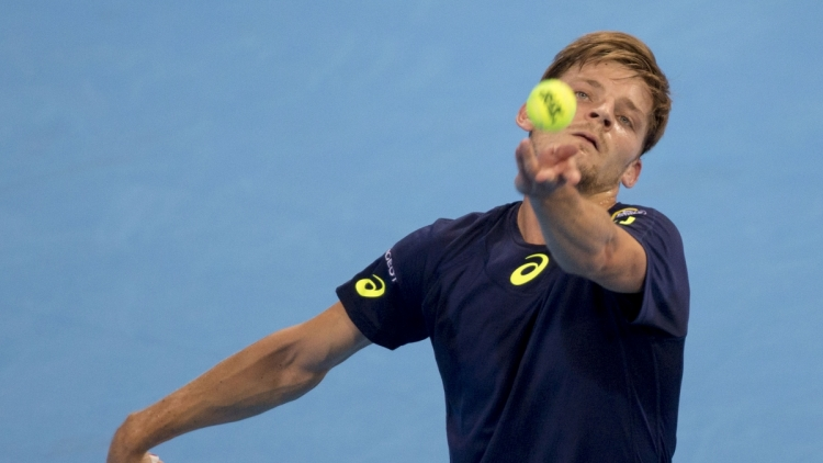 Goffin wins all-Belgian clash in Sofia