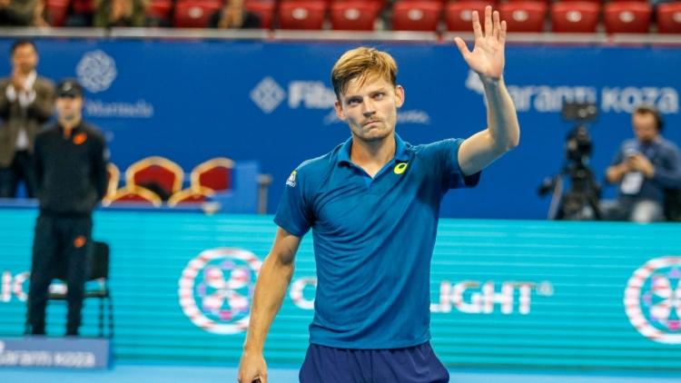 Давид Гофен първи стигна до четвъртфинал в София