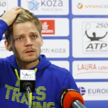 Goffin: I have to change something if I play with Dimitrov