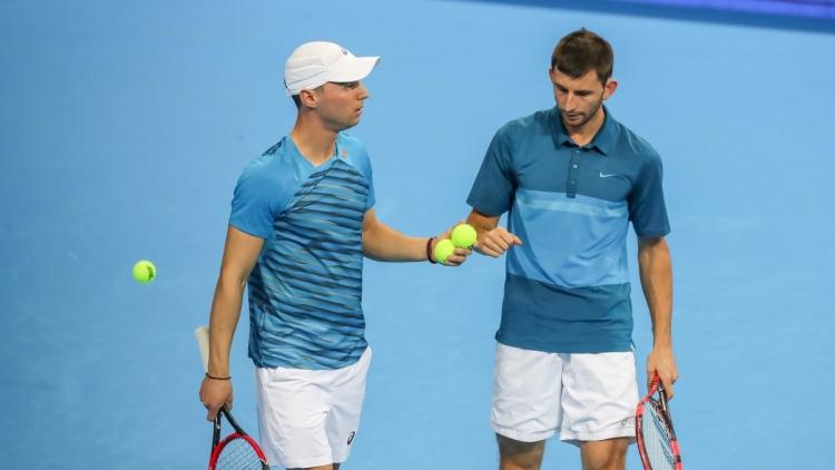 Първа българска победа на Sofia Open