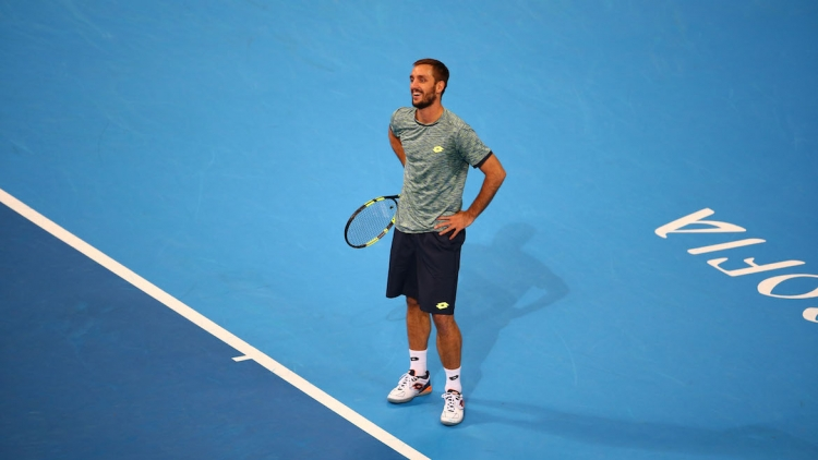 Viktor Troicki: See you in Sofia
