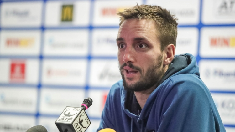 Viktor Troicki will play with kids on Wednesday