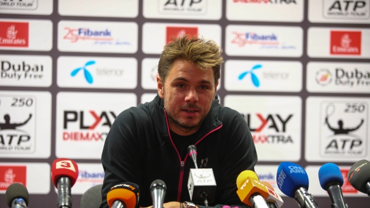 Stan Wawrinka: I just want to give my chance to be at my top level