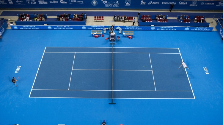 More tickets made available for Garanti Koza Sofia Open's semis and final