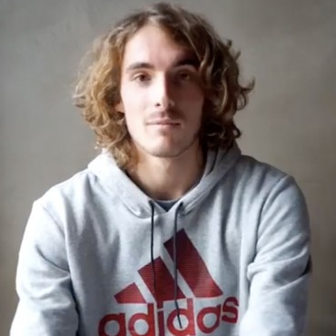 Stefanos Tsitsipas: Come and support me! See you soon, Sofia!