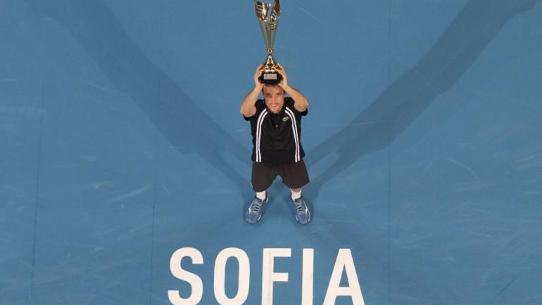"""Sofia Open """"тръгна"""" с титла и финал"""