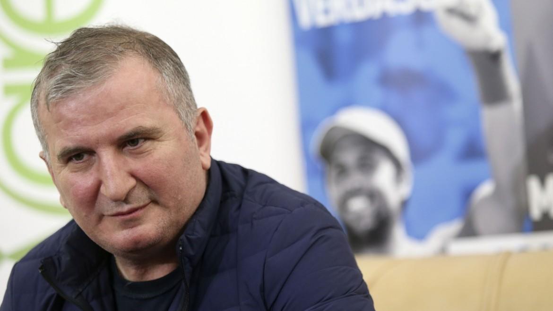 Goran Djokovic, Sofia Open Tournament Director: Novak supports the tournament, this is an all-Balkans event