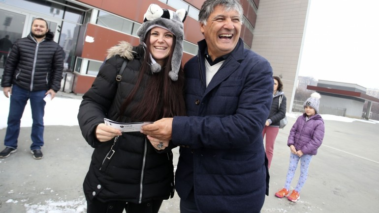 Toni Nadal praises the winners in social media games with Sofia Open 2019 tickets