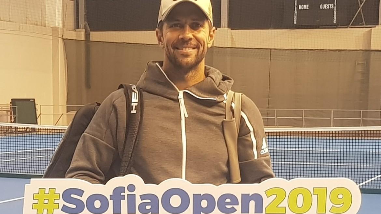 Фернандо Вердаско е първата пристигнала тенис звезда, вече тренира за Sofia Open