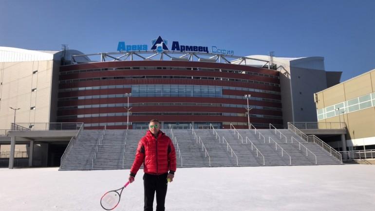 """Нови """"закани"""" на Юлиан Вергов дни преди старта на Sofia Open, Белослава и Тончо Токмакчиев също станаха посланици"""
