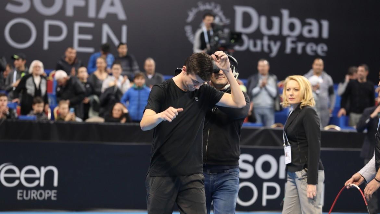 Победата на Александър Лазаров над Лука Вани