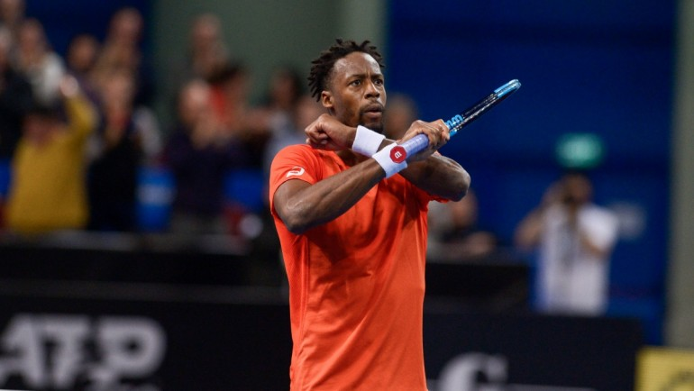 Monfils stole the show at Sofia Open 2019