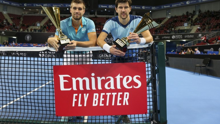 Nikola Mektic and Jurgen Melzer: Our efforts paid off
