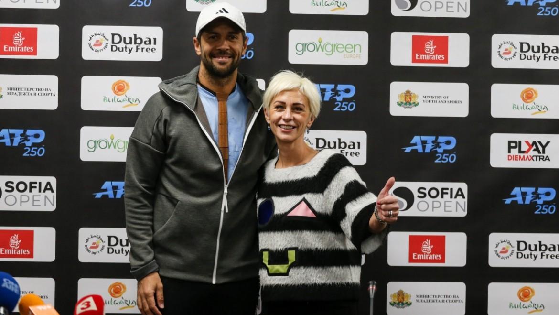 Fernando Verdasco is Mr. Sofia Open 2019