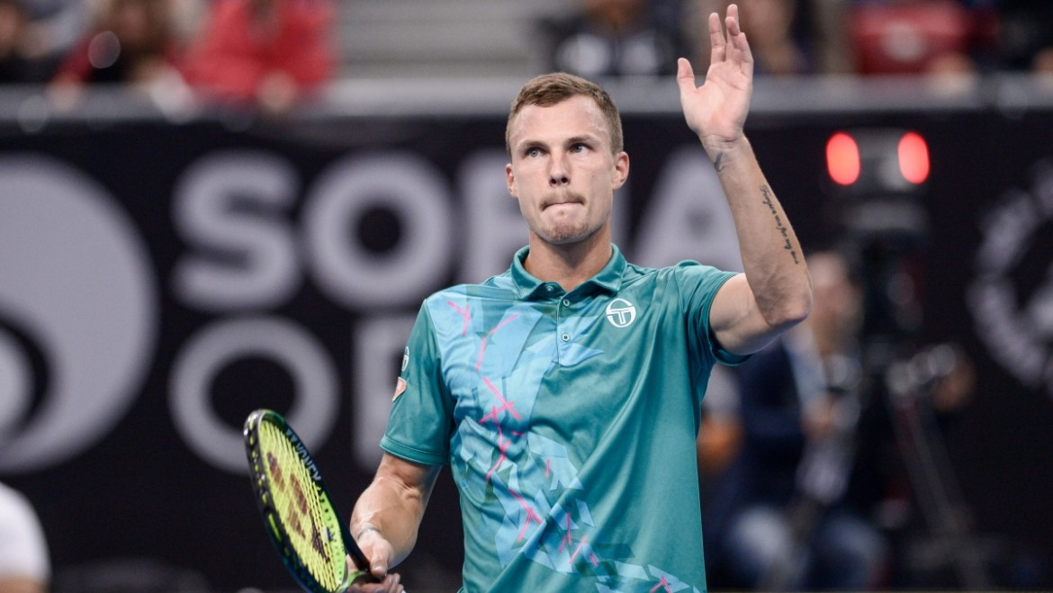 Fucsovics stopped Berrettini, reaches second career ATP final