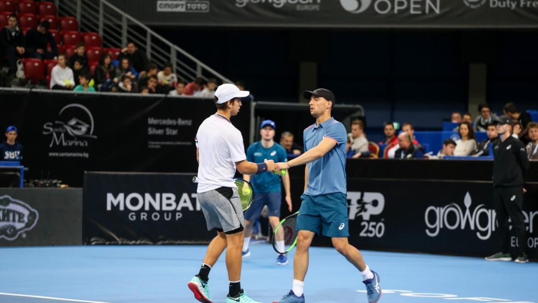 Шампионите се оказаха твърде силни за Кузманов и Андреев
