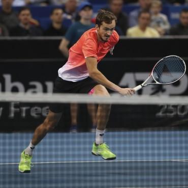 Sofia Open 2019, final, Daniil Medvedev – Marton Fucsovics