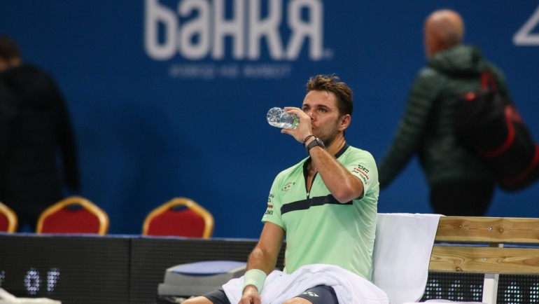 Bankya stays as the official water of Sofia Open 2019