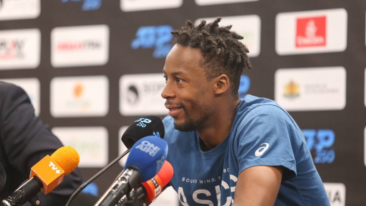 Gael Monfils: In game like that you want to play