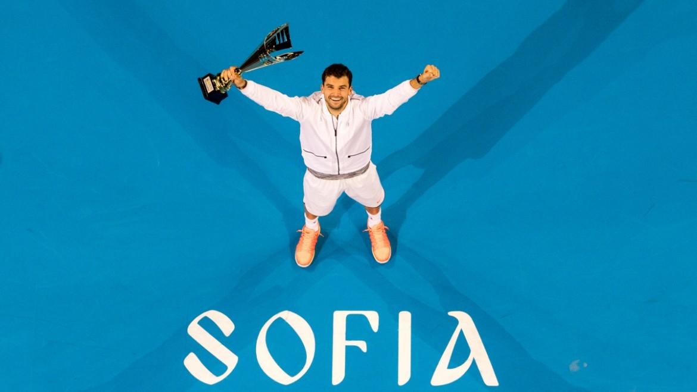 Григор Димитров се завръща у дома за Sofia Open 2020!
