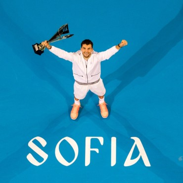 Grigor Dimitrov is coming home for Sofia Open 2020!
