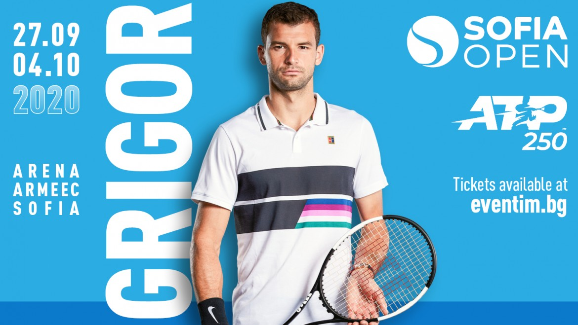 Sofia Open 2020 ticket packages are on sale