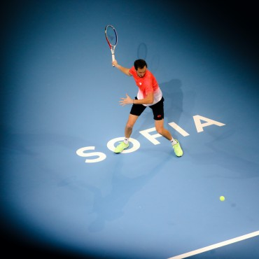 The 5th edition of Sofia Open – potential last battle qualification for the 50th ATP Finals