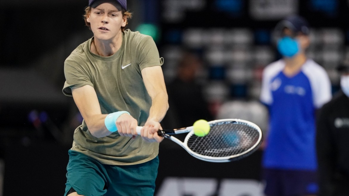 ATP.com: Sinner – From The Stands To The Stage To The Top