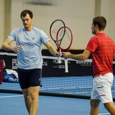 Radu Albot & Artem Sitak vs. Jamie Murray & Neal Skupski